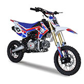 10TEN MX 140R 14/12 Dirt Bike