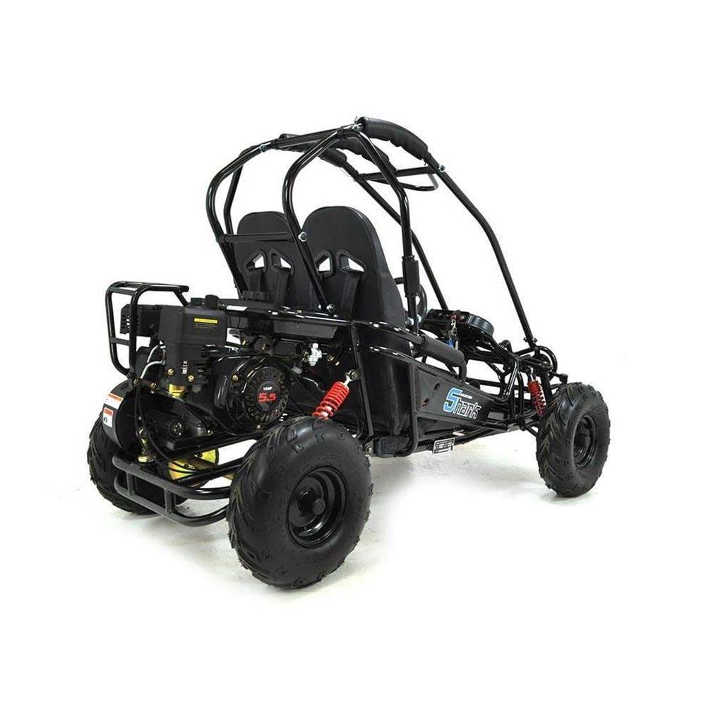 Mud Rocks Black Gt50 Junior Off Road Buggy