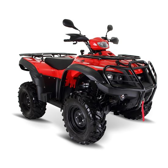 Street Bike Quad: TGB Blade 550SL IRS 4x4 Utility Farm Road Legal Quad Bike