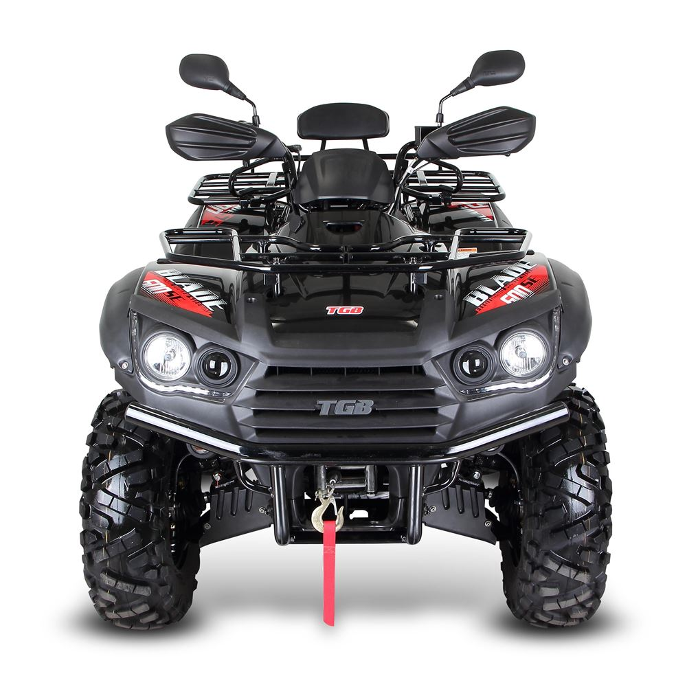 tgb blade 600sl 4x4 epsutility farm black quad bike. Black Bedroom Furniture Sets. Home Design Ideas