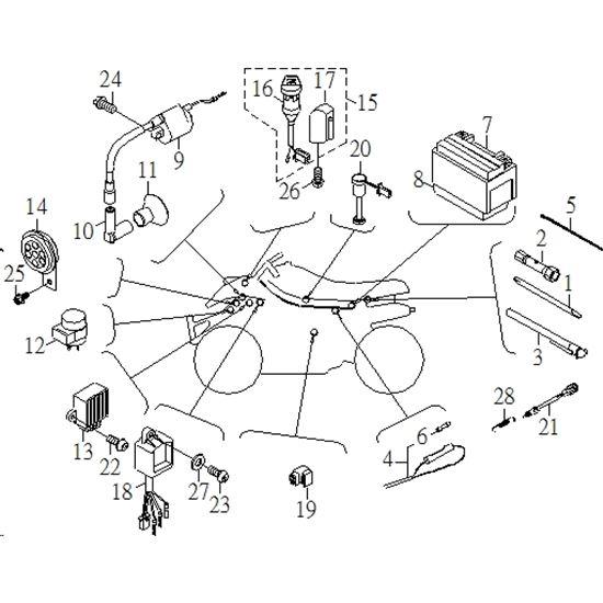 Dayton 5 Pin Relay Wiring Diagram Power