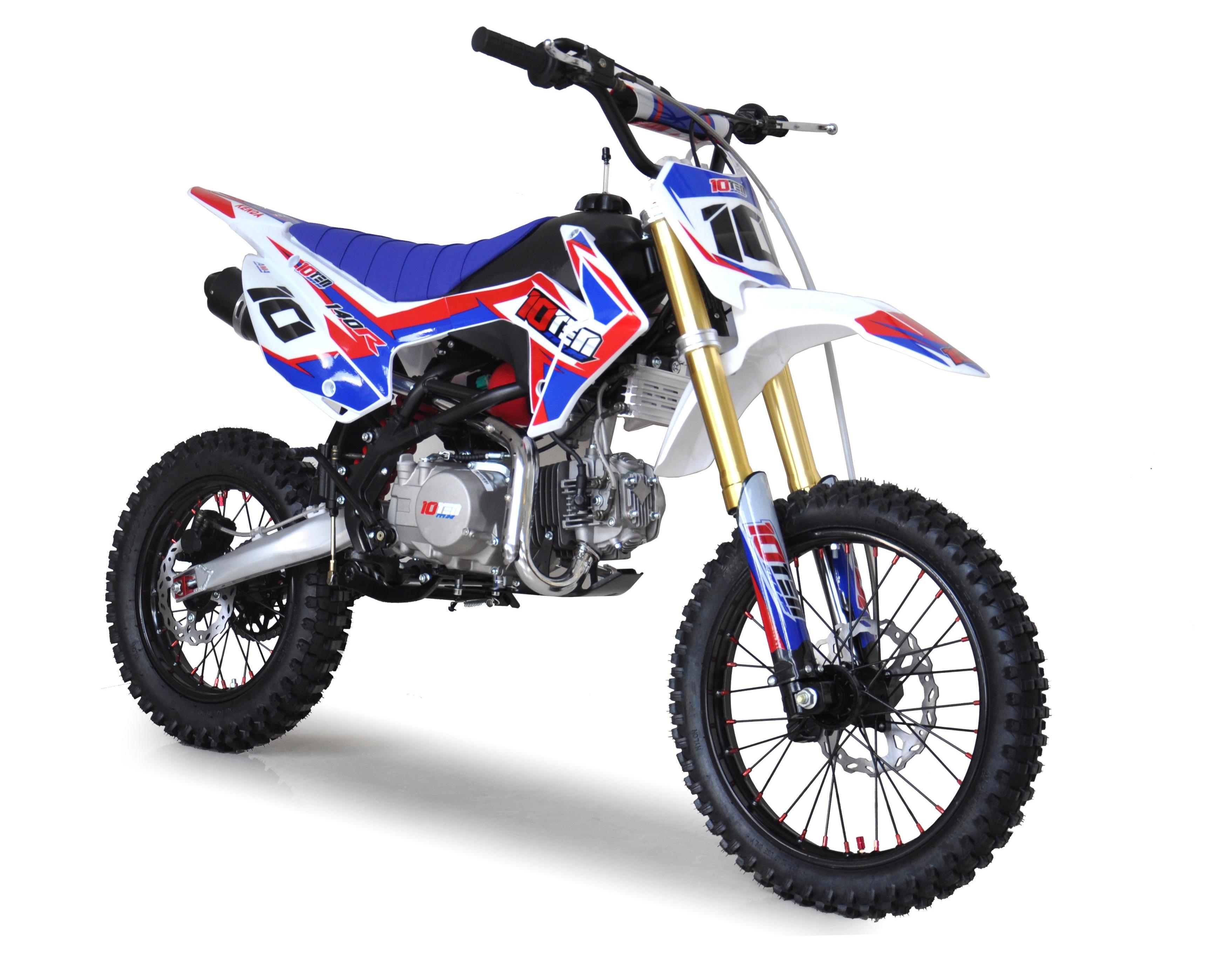 10ten Mx 140r 17 14 Dirt Bike