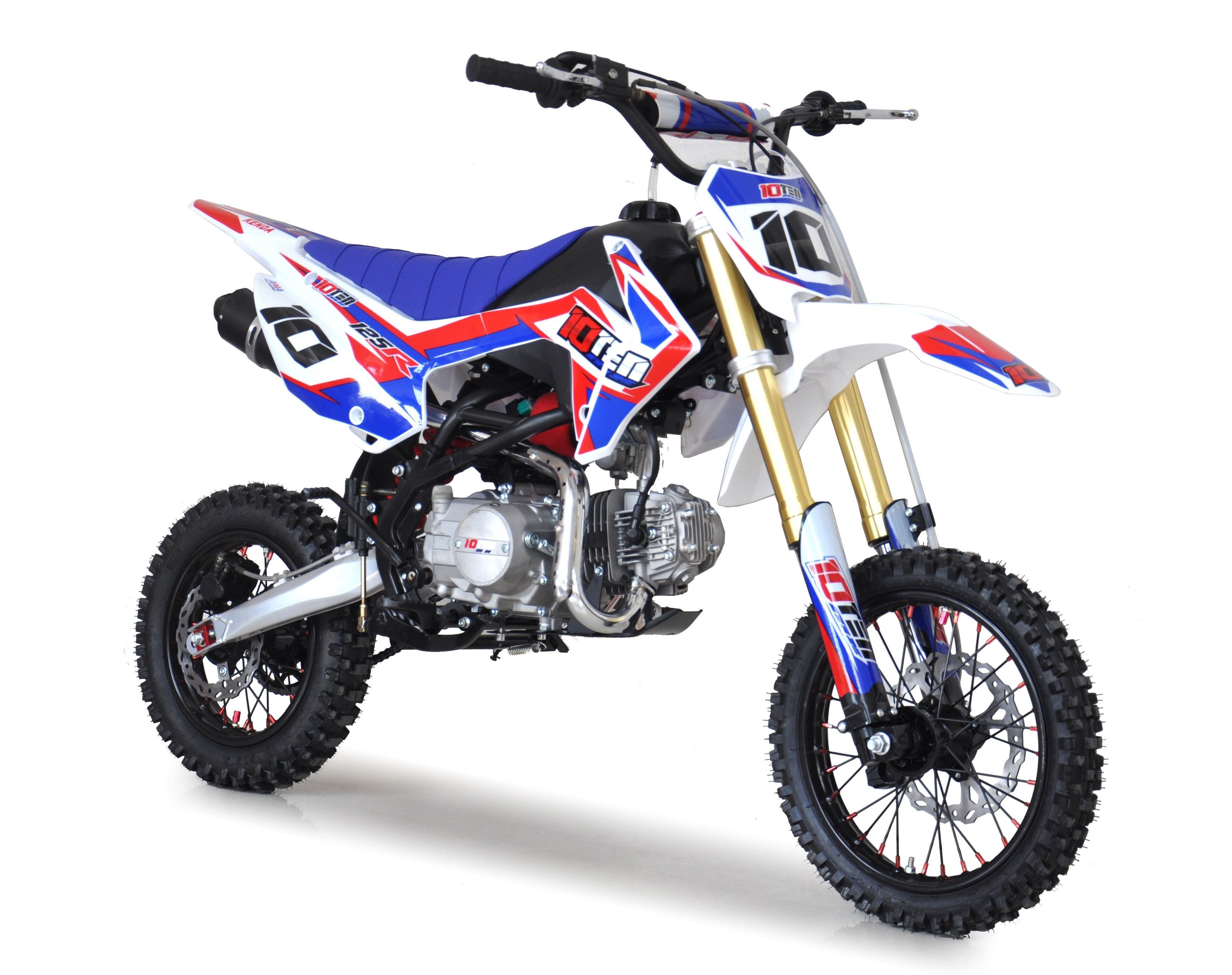 10ten Mx 125r 14 12 Dirt Bike